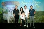 Cat Phuong - Kieu Minh Tuan ngu rieng khi quay phim chung, tu choi tra loi lum xum tinh cam hinh anh 3