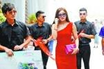 Hotgirl Trung Quốc vác tiền tỷ ra phố tuyển chồng
