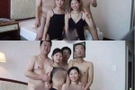 Quan chức Trung Quốc 'trắng tay' vì khiêu dâm tập thể