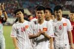 U19 Việt Nam mắt đỏ hoe, vừa đi vừa khóc