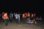 Clip: 7 học sinh mất tích khi tắm biển Cần Giờ - TP.HCM