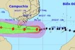 40 năm nay chưa từng xuất hiện cơn bão như bão số 16