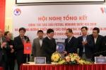 VOV, VFF mong muốn Futsal Việt Nam bay cao trong năm 2019