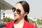 Hương Giang mang 50 kg hành lý sang Thái Lan thi 'Hoa hậu Chuyển giới'
