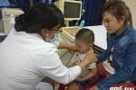 Khám bệnh miễn phí cho trẻ mầm non Mầm Xanh bị đánh đập dã man