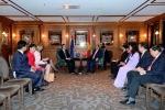 Thủ tướng Nguyễn Xuân Phúc tiếp các Tập đoàn lớn của New Zealand