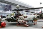 'Thợ săn đêm' – trực thăng tấn công nâng cấp được Nga giới thiệu tại Army-2018