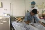 Cứu nam thanh niên nhiễm sán lá phổi ở Bắc Giang