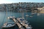 17 quan chức Thổ Nhĩ Kỳ trốn sang Hy Lạp bằng thuyền cao su