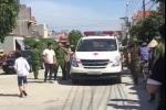 Mang mìn đến nhà bố vợ cũ tự sát, 3 người ở Thái Bình thương vong