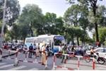 Thông tin cấm đường ở TP.HCM dịp lễ 30/4 và 1/5, người dân cần biết