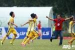 Hạ PVF, Đồng Tháp vô địch U17 Quốc gia