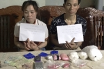 Chồng vào tù, vợ lập đường dây buôn bán ma túy từ Lào về Việt Nam