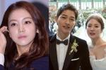 Động thái đầu tiên của mỹ nhân bị nghi là kẻ thứ 3 cướp Song Joong Ki từ tay Song Hye Kyo