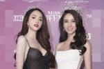 Hoa hậu Hương Giang khoe vóc dáng quyến rũ, hội ngộ Nong Poy và Yoshi