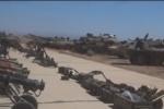 Quân đội Syria thu giữ thêm kho vũ khí khổng lồ tại ngoại ô thành phố Daraa