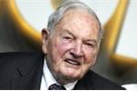 Tỷ phú cao tuổi nhất gia tộc huyền thoại Rockefeller qua đời ở tuổi 101
