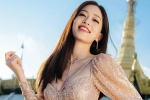 Phương Nga dừng chân tại top 10 Hoa hậu Hoà bình Quốc tế 2018