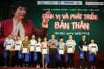 Học bổng hơn 1 tỷ đồng cho sinh viên nghèo ở Hà Nội
