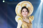 Phương Nga lọt top 5 Trang phục dân tộc tại 'Hoa hậu Hòa bình Quốc tế 2018'
