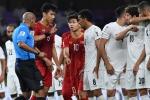 Tuyển Việt Nam nghẹt thở qua vòng bảng Asian Cup theo cách chưa từng có trong lịch sử