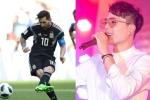 Trịnh Thăng Bình gặp sóng gió vì chê bai Messi