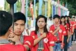 Tuyển tình nguyện viên Hành trình Đỏ 2015