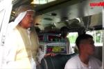 Video: Xe tang bị 'chôn chân' tại BOT Sóc Trăng, người nhà lo lắng không kịp giờ hạ huyệt
