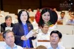 Đại biểu Quốc hội thắc mắc về sự 'mất tích' của 'hot girl' Trần Vũ Quỳnh Anh