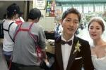 Song Joong Ki chưa muốn đóng phim để tận hưởng thời gian bên vợ