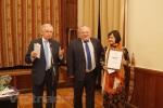 Nhà văn Nguyễn Thụy Anh được tặng giải văn học dịch của Nga