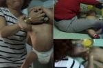 Bảo mẫu vừa bóp đầu vừa tát dã man trẻ mầm non ở Đà Nẵng gây phẫn nộ