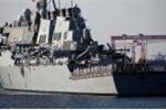 Đối phó với Triều Tiên, Mỹ cử tuần dương hạm có tên lửa 'mới, đẹp, thông minh' tới Nhật Bản