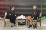 MC Trung Quốc bức xúc vì Cristiano Ronaldo bỏ về giữa buổi phỏng vấn