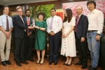 Doanh nhân VN đầu tiên được vinh danh 'Lãnh đạo doanh nghiệp có trách nhiệm xã hội' xuất sắc châu Á