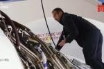 Video: Bên trong trung tâm kiểm tra động cơ máy bay lớn nhất thế giới