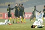 Trực tiếp U23 Hàn Quốc vs U23 Malaysia tứ kết U23 châu Á