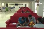 TP.HCM: Trường xây phòng nghỉ cao cấp siêu tiện nghi dưới tầng hầm cho sinh viên