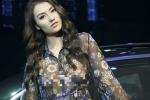 Người mẫu Hồng Quế bị chỉ trích vì mặc phản cảm
