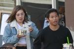 Pax Thiên - con nuôi gốc Việt của Angelina Jolie chững chạc bên các bạn gái
