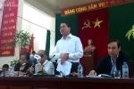Chủ tịch Nguyễn Đức Chung cam kết xử lý công tâm sự việc ở Đồng Tâm