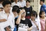 Bộ GD-ĐT sẽ thanh tra các trường đại học đưa ra mức điểm sàn quá thấp