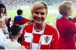 Nữ Tổng thống Croatia tự bỏ tiền mua vé, chịu cắt lương để sang Nga xem World Cup