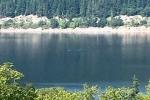 Thêm nghi vấn quái vật hồ Loch Ness có thật, gây ra hiện tượng bí ẩn trên mặt hồ