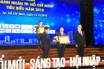 Hoa Binh vinh du lot Top 10 Doanh nghiep TP.HCM tieu bieu 2018 hinh anh 3