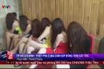Clip: Bắt quả tang 4 nữ nhân viên đang bán dâm trong tiệm cắt tóc
