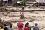 Bão Tembin càn quét Philippines: Những hình ảnh khủng khiếp