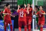 Video: Thua luân lưu trước Thái Lan, Futsal nữ Việt Nam giành hạng tư châu Á