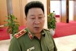 Vi phạm quy định bảo vệ bí mật Nhà nước, Thứ trưởng Công an Bùi Văn Thành bị đề nghị kỷ luật