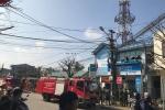 Cháy trung tâm viễn thông VNPT Quảng Nam, hàng nghìn thuê bao 'tê liệt'